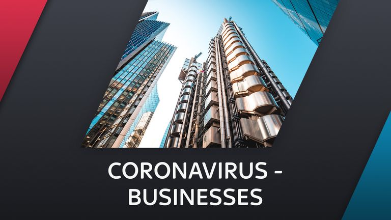 Coronavirus - business for Budget