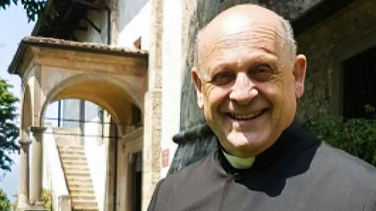 Father Giuseppe Berardelli. Pic: Catholic Outlook