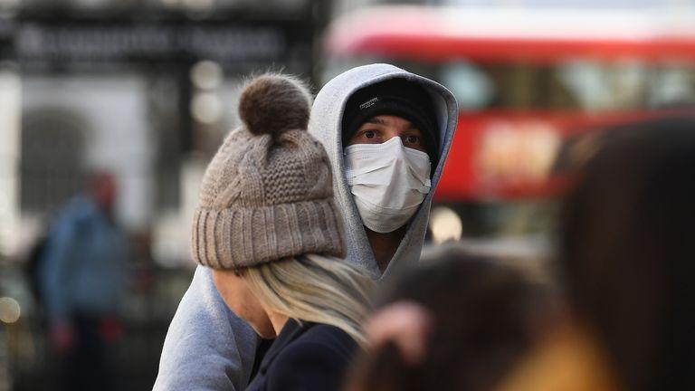 bbc news coronavirus north london