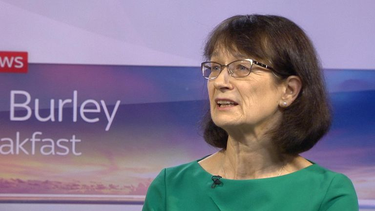 Dr Harries said cases are likely to significantly rise