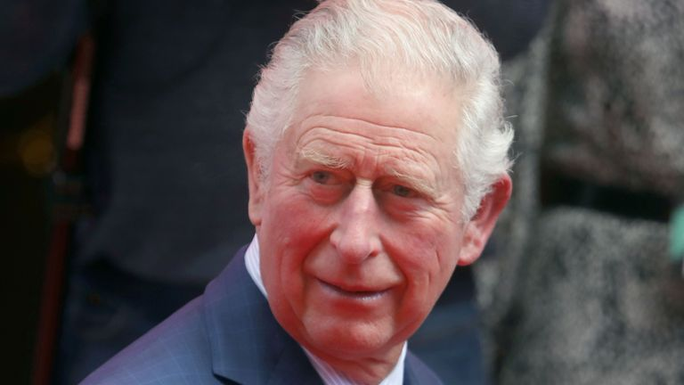 Prince Charles in London earlier this month. Pic: James Shaw/Shutterstock