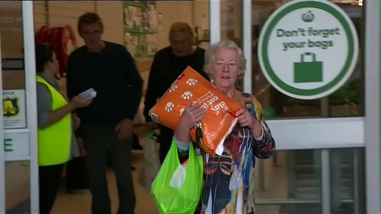 Woolworths, one of the Australia's two major grocers, introduced an exclusive shopping hour for the elderly and vulnerable