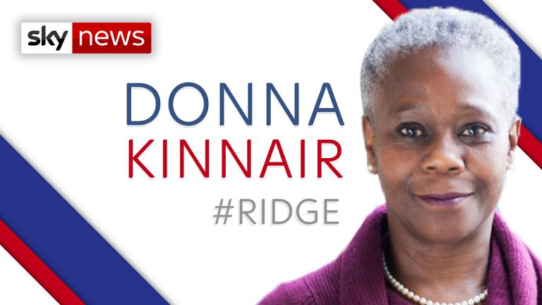 Dame Donna Kinnair, Chief Executive of the Royal College of Nursing
