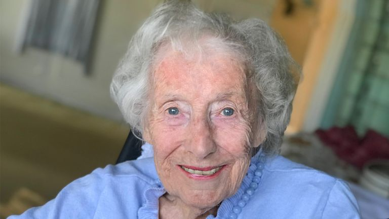 Dame Vera is celebrating her 103rd birthday