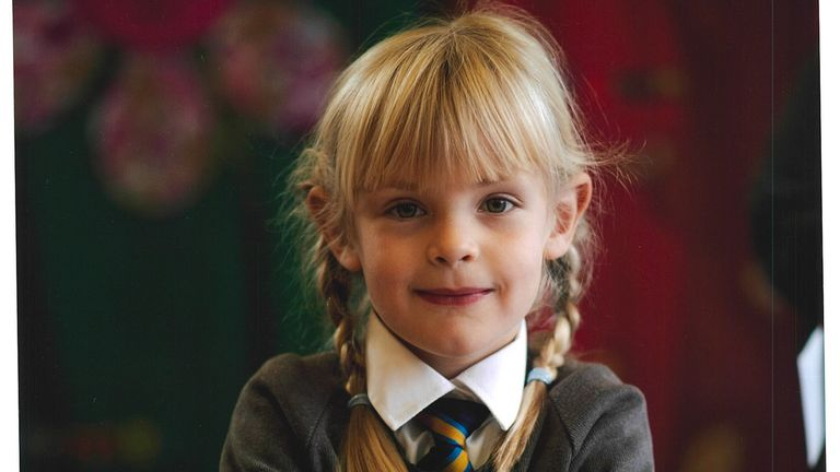 The parents of Emily Jones, 7, say they are 'beyond devastated'