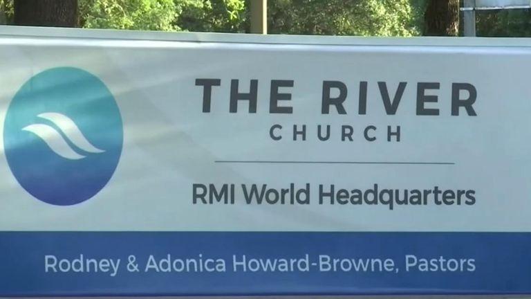 Pastor Rodney Howard-Browne was arrested