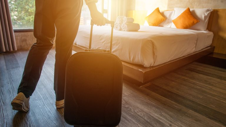 Online travel agents have been accused of driving up hotel prices