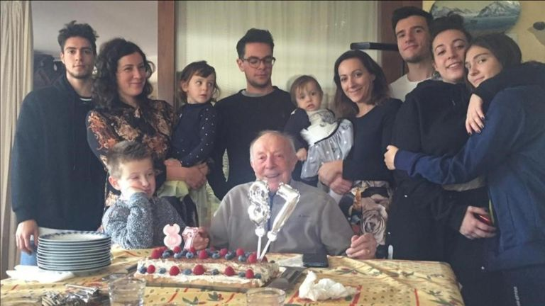 This family lost their grandfather to coronavirus