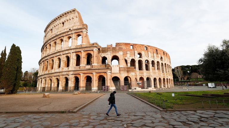 Italy is the worst-hit country in Europe