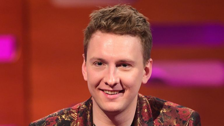 Joe Lycett has changed his name by deed poll to Hugo Boss