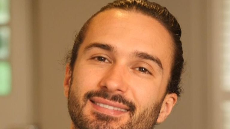 Joe Wicks gives his top tips for anyone staying home during the coronavirus outbreak.