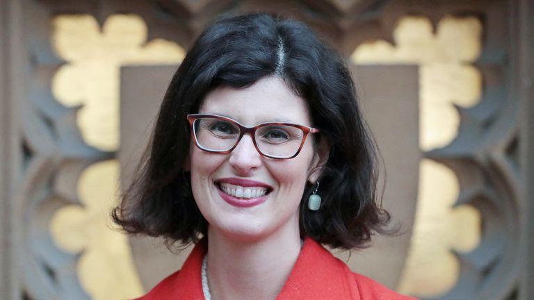 File photo dated 16/12/2019 of Liberal Democrat MP Layla Moran