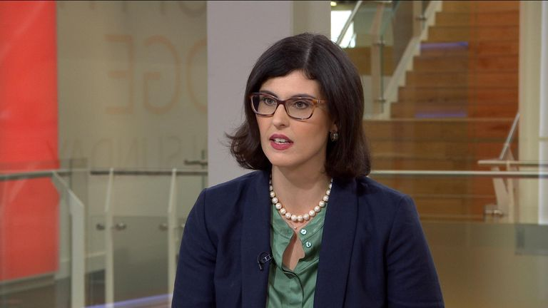 Liberal Democrat MP Layla Moran says she'll be running for her party's leadership.