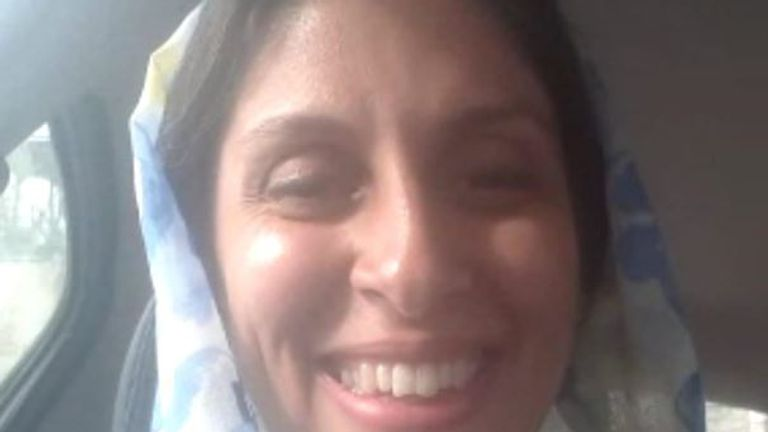 British-Iranian mother Nazanin Zaghari-Ratcliffe has been released temporarily by the Iranian authorities