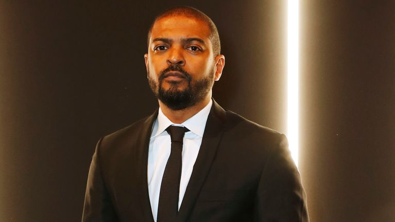 Noel Clarke attends the dunhill Pre-BAFTA dinner at dunhill Bourdon House on February 6, 2019 in London, England