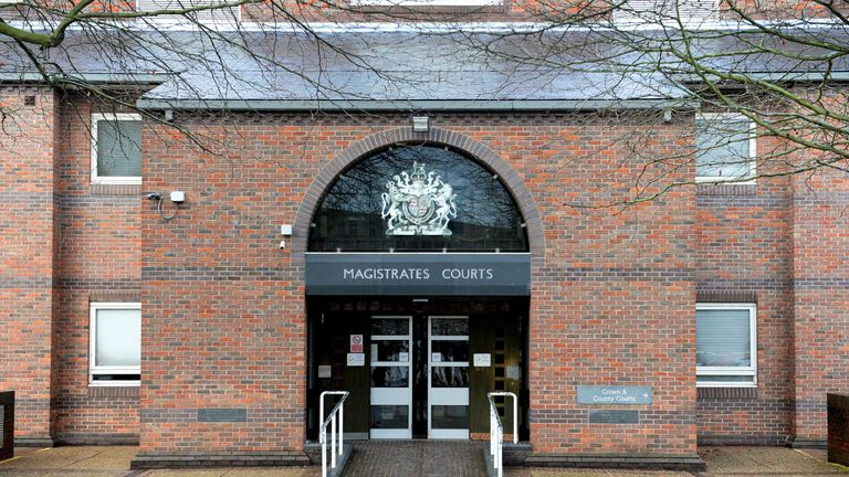 The woman was jailed at Norwich Magistrates' Court