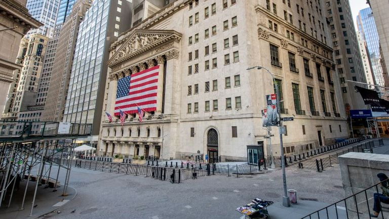 The New York Stock Exchange is to use digital-only trading from Monday