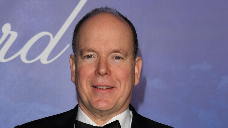 Prince Albert II of Monaco has tested positive for the coronavirus