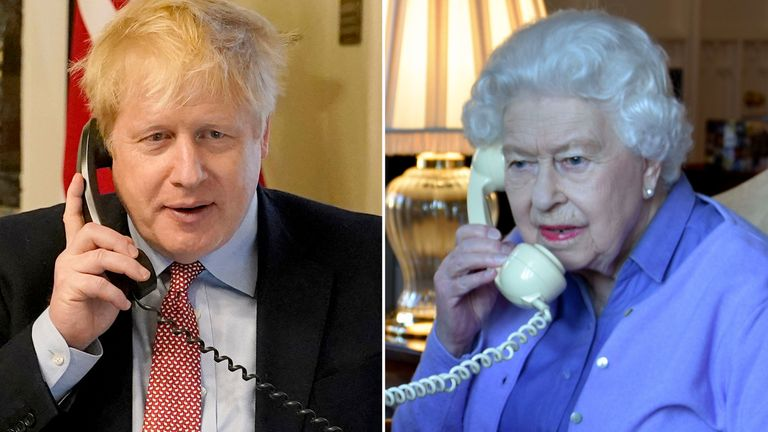 The Queen is having to make changes as the UK grapples with the coronavirus