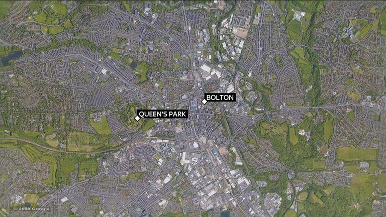 Queen's Park, Bolton