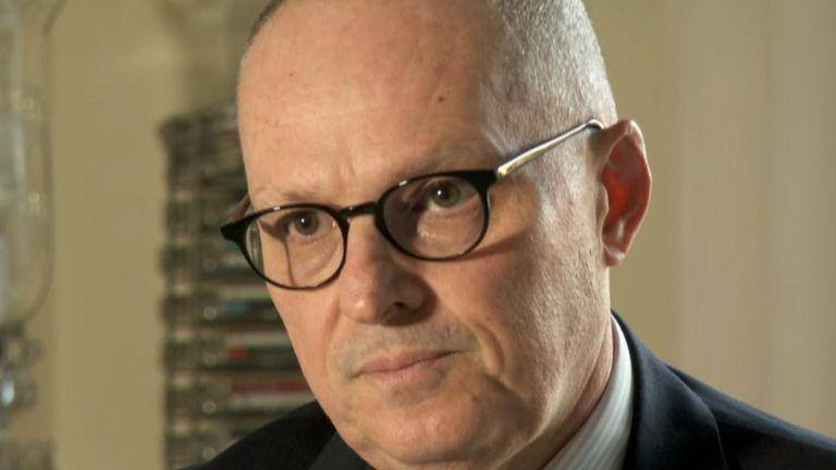 Italian got adviser Walter Ricciardi