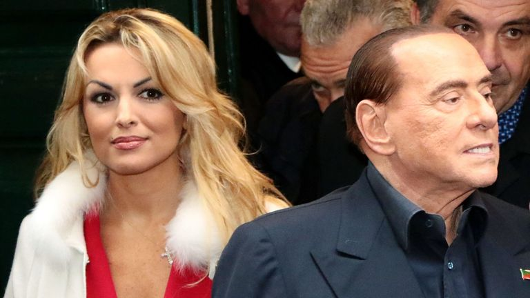 Silvio Berlusconi has split from his long-term girlfriend Francesca Pascale