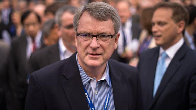 Sir Lynton Crosby
