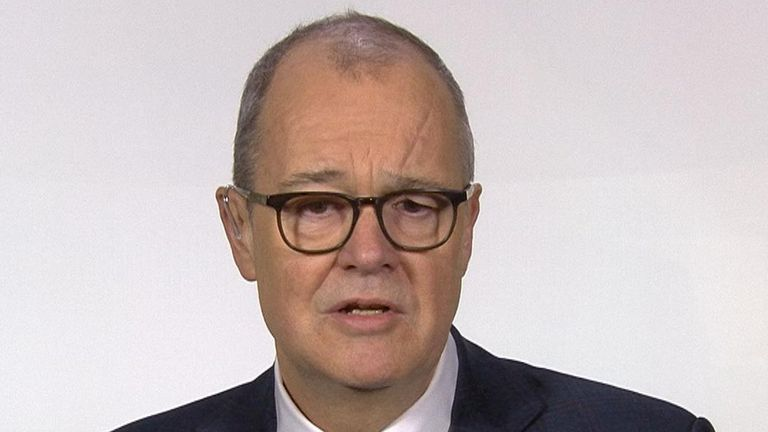 Sir Patrick Vallance suggests the population needs to build up immunity to coronavirus