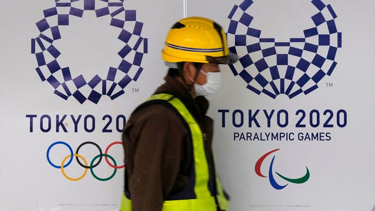 There have been widespread calls to delay the Tokyo Olympic Games because of the outbreak