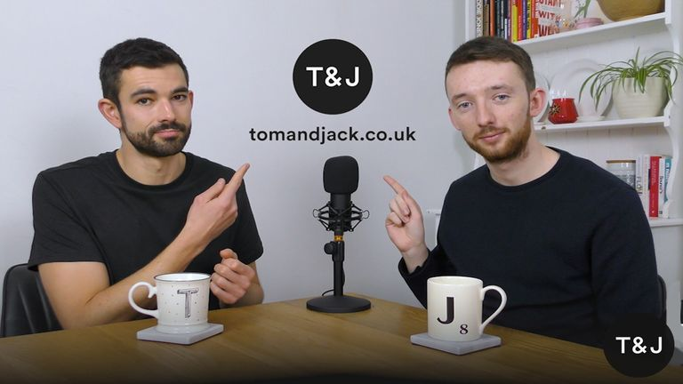 Tom Rose and Jack Pannett also run their own podcasts on learning