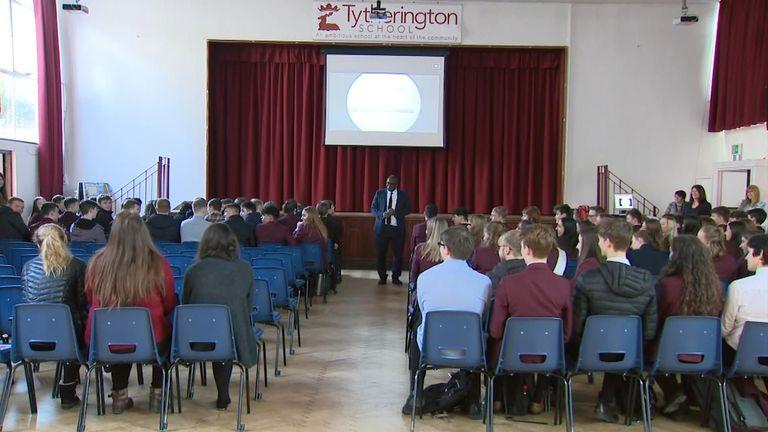 Tytherington School, Macclesfield
