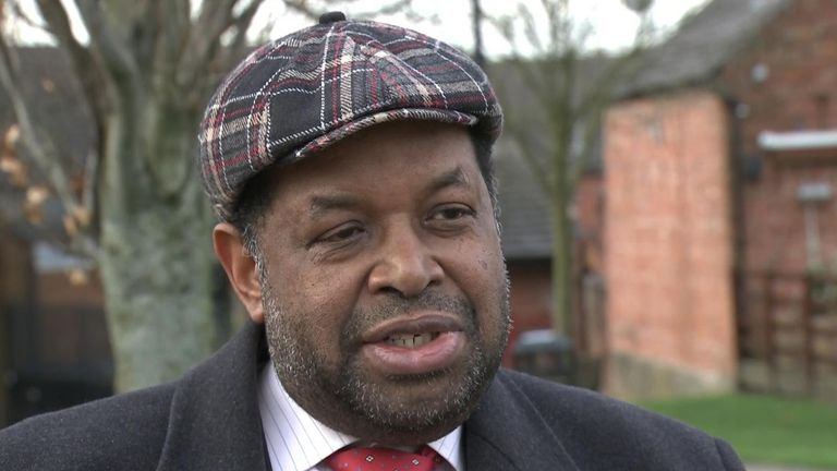 Anthony Brown on Windrush scandal