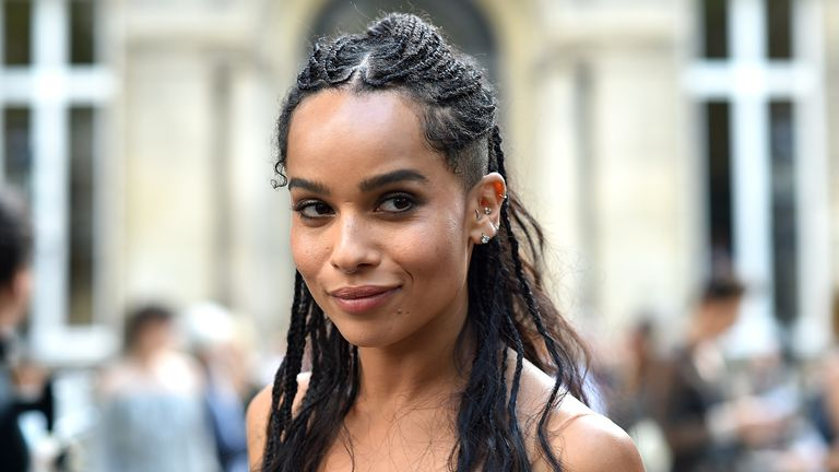 Zoe Kravitz will play Catwoman
