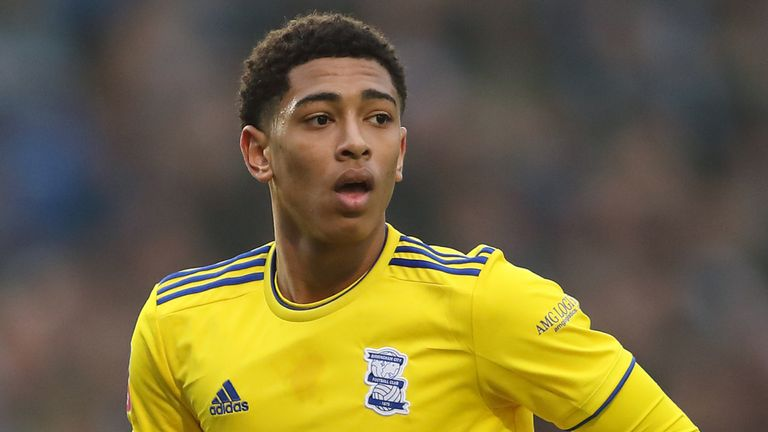Jude Bellingham will be joining a club 'steeped in big history by winning trophies' if he moves to Borussia Dortmund, says Paul Lambert