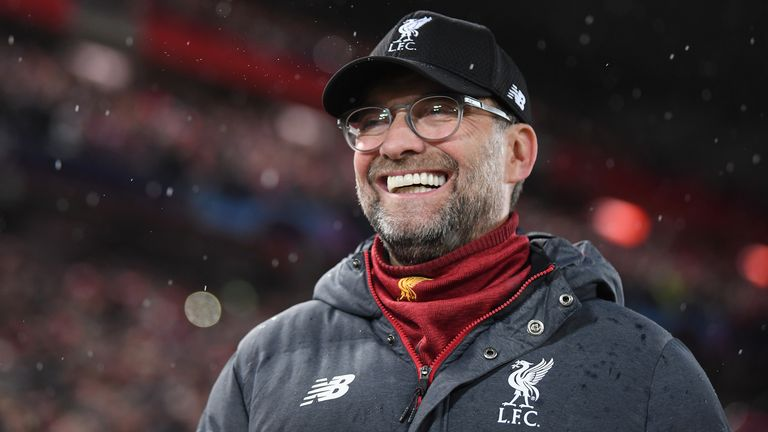 Jurgen Klopp exclusive: Liverpool are not the finished article ...