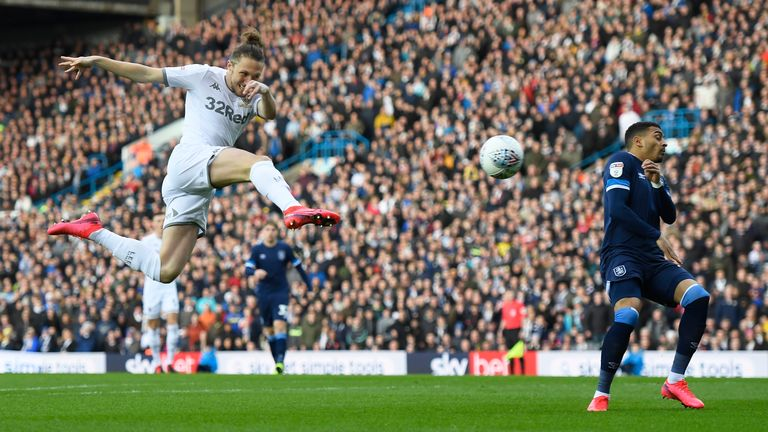We take a look at Leeds' top five goals of the season in the Sky Bet Championship so far.