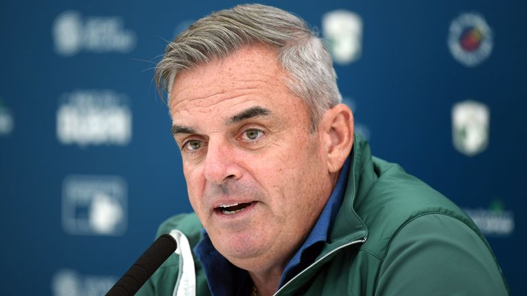 Paul McGinley is glad Royal St George's will get the chance to host The Open in 2021