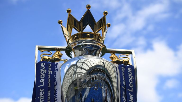Premier League hoping to resume the season in June