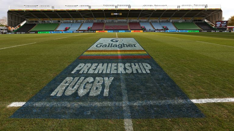 Premiership Rugby is set to be suspended due to the continued threat of Coronavirus