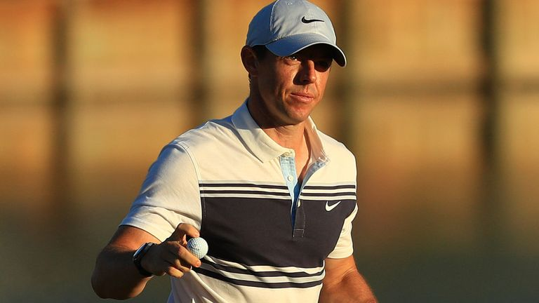 A look back at the best of the action from the opening round of the Players Championship at TPC Sawgrass