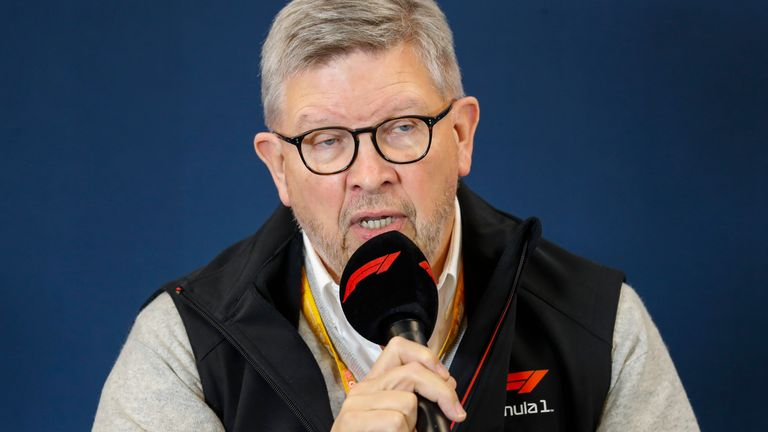 Ross Brawn speaks to Sky F1's Martin Brundle about how F1 are planning to reschedule races amid the coronavirus outbreak