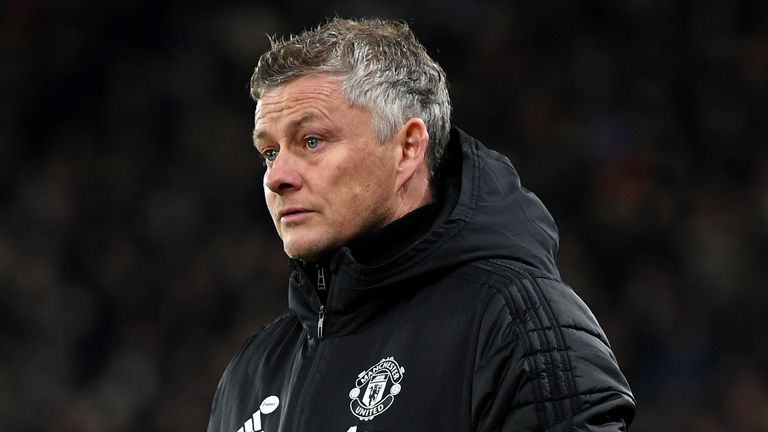 Ole Gunnar Solskjaer has warned his players they don't have a 'divine right' to play for Manchester United and says they must continually improve or he will look to replace them