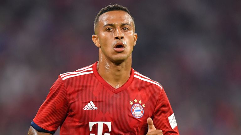 German football journalist Raphael Honigstein says Bayern Munich are 'bracing themselves' for an approach from Liverpool for Thiago