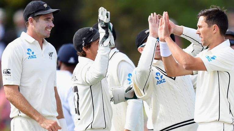 India Add Two More Early in Second Session; New Zealand in