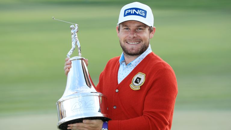 Tyrrell Hatton becomes 'showcase event' on PGA Tour ahead of Arnold Palmer Invitational title defence | Golf News
