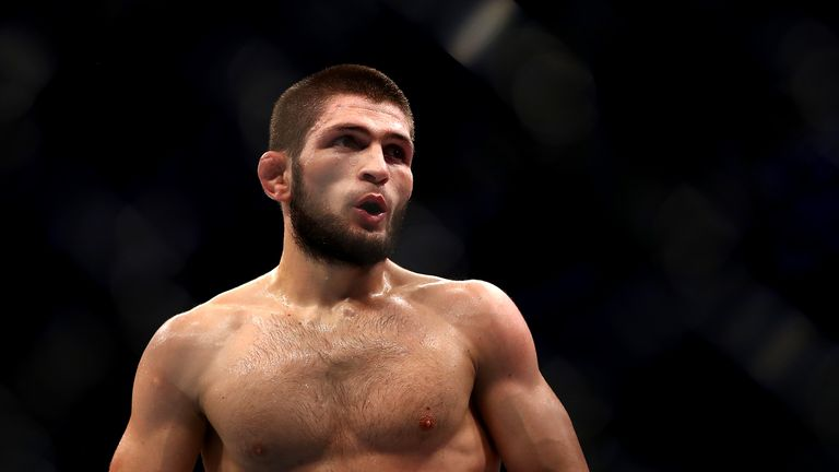 Khabib Nurmagomedov Responds To Floyd Mayweather's $600 Million Challenge