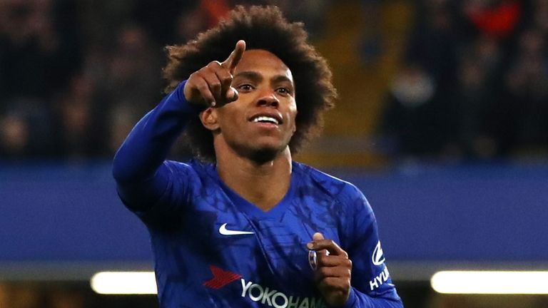 The latest transfer news from Stamford Bridge including the possible exits of Willian and Kepa Arrizabalaga