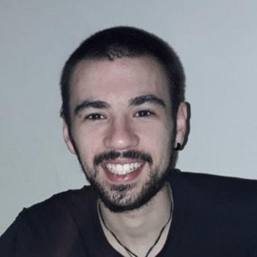 Luca Di Nicola, 19, - not confirmed coronavirus. Pic: Facebook