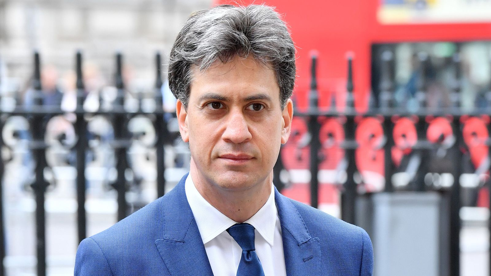 Former Labour leader Ed Miliband returns to party's front bench