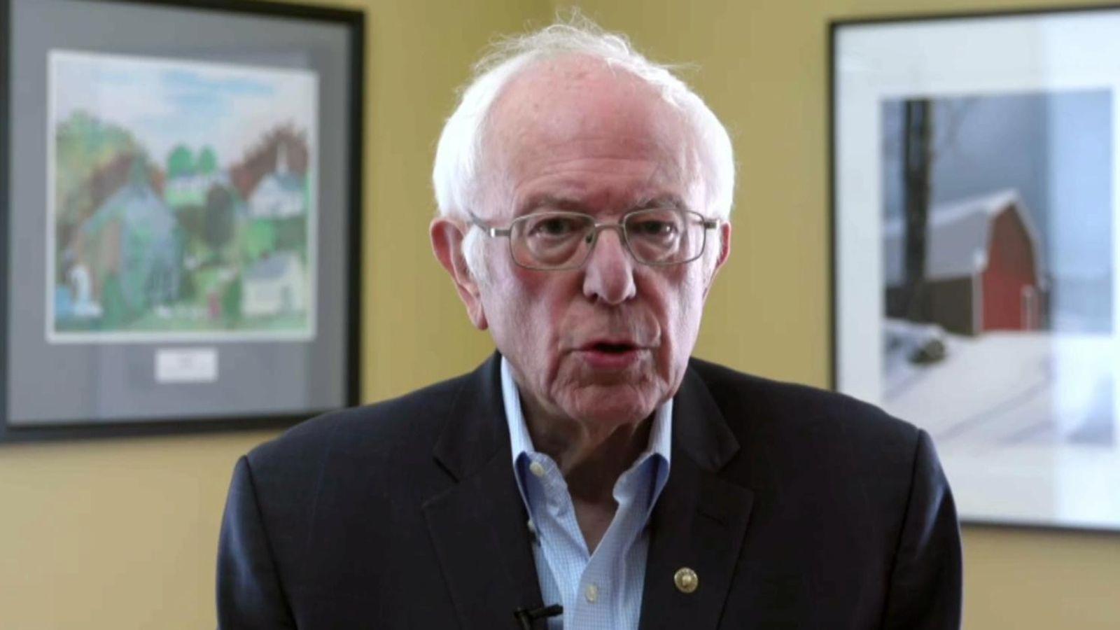 Bernie Sanders drops out of US presidential race